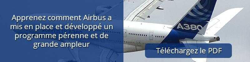 Téléchargez l'étude de cas sur Airbus