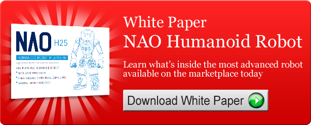 NAO Robot Spec White Paper