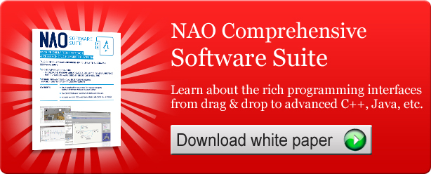 NAO Software Suite