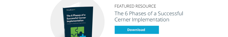 Cerner Implementation Ebook CTA