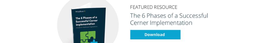 Cerner Implementation Ebook CTA