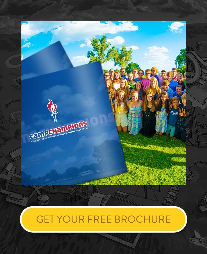 Download Camp Champions Texas Summer Camp Brochure