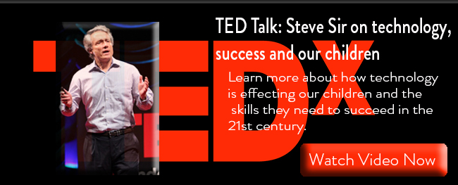 Steve Sir Ted Talk Unplugging Our Children Technology Success