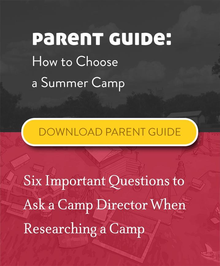 Find a Summer Camp Champions Parent Guide