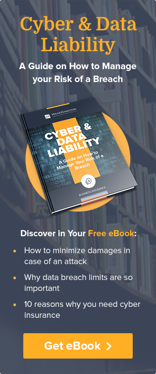 Cyber Liability Insurance ebook
