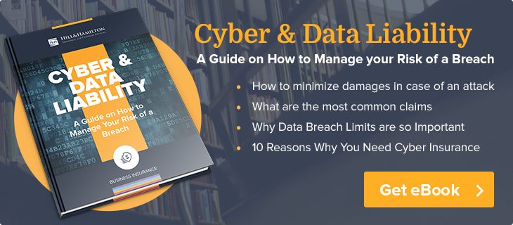 Cyber & Data Liability Insurance eBook
