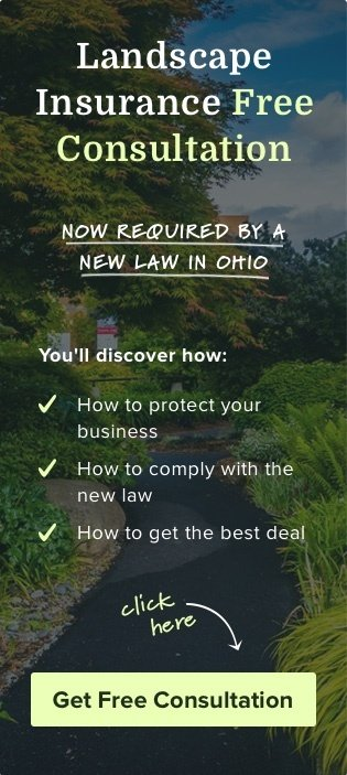 Landscape Insurance Ohio - free consultation