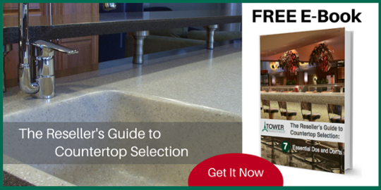 Resellers Guide to Countertop Selection