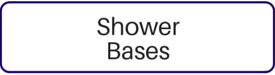 Solid Surface Shower Bases