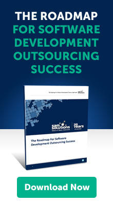 A SUCCESSFUL ROADMAP FOR SOFTWARE DEVELOPMENT OUTSOURCING