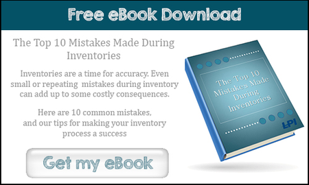 Top Ten Mistakes Made During Inventories eBook Download