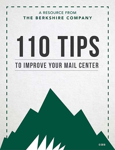 110 Tips to Improve Your Mail Center