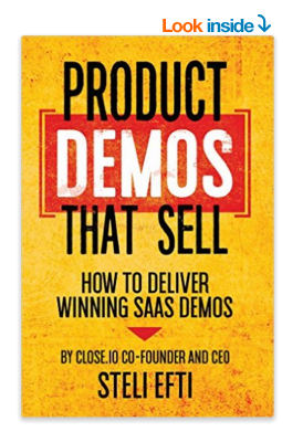 Get our new book free: Product Demos That Sell