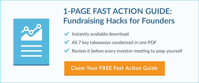 Fast Action Guide: Fundraising Hacks for Founders