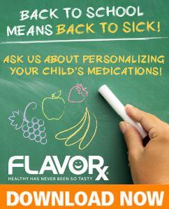 FLAVORx Back to School Marketing