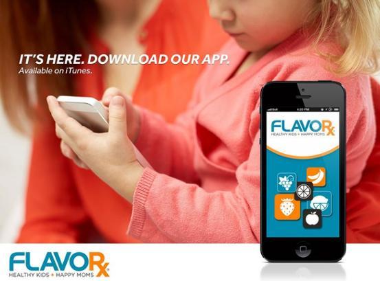 Download FLAVORx app