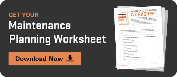 Planning for the Maintenance of Your Website or App – Website Planning Worksheet