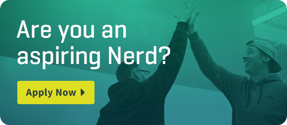 Apply Now for Nerdery Jobs