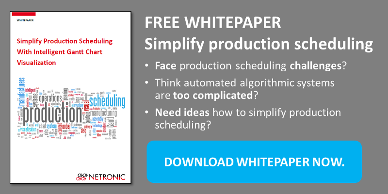 Whitepaper Simplify Production Scheduling