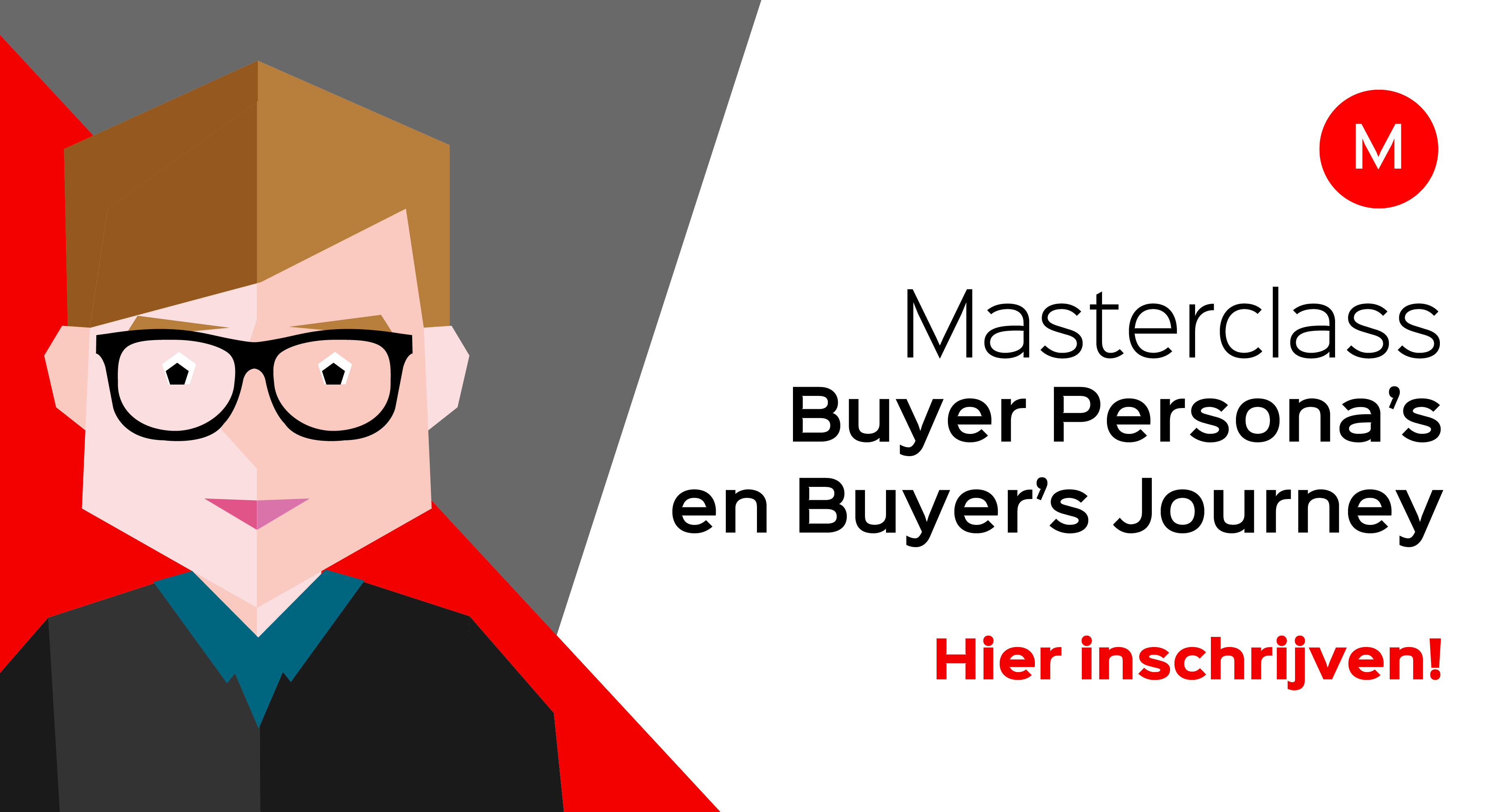 Masterclass Persona's en Buyer's Journey