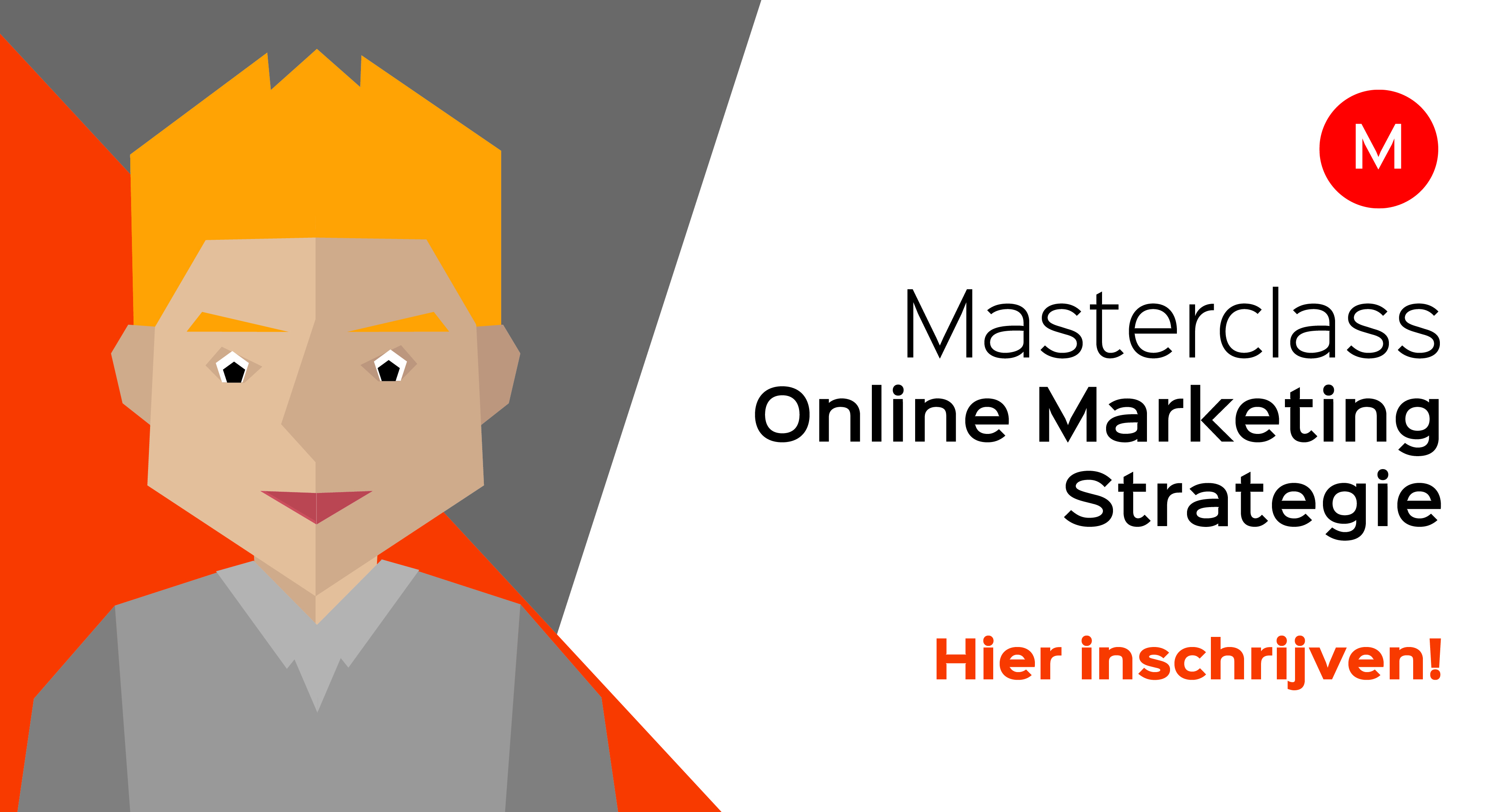 Online marketing strategie masterclass