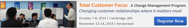 Total Customer Focus Workshop