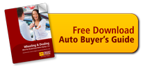 Download our Free Auto Buying Guide!