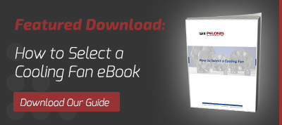 How to select a cooling fan eBook