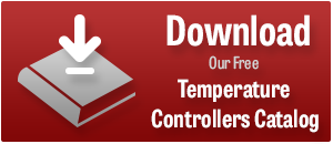 Download Our Free Temperature Controllers Catalog