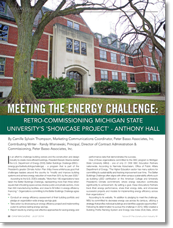 Meeting the Energy Challenge
