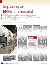 Replacing an EPSS at a Hospital
