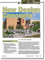 New Design Concepts for Elementary