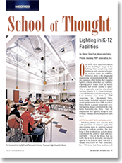 Lighting in K-12 Facilities