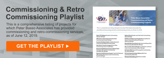Commissioning & Retro Commissioning Playlist