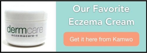 Eczema Cream herbal remedy