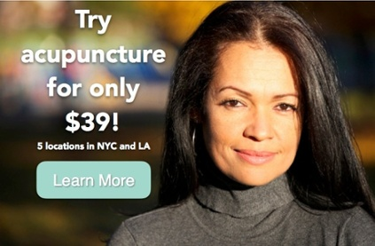 acupuncture massage fibroids pms menopause NYC LA