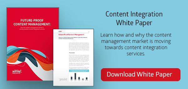 Content Integration White Paper