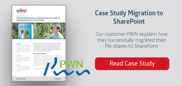 Migrating file share to SharePoint case study