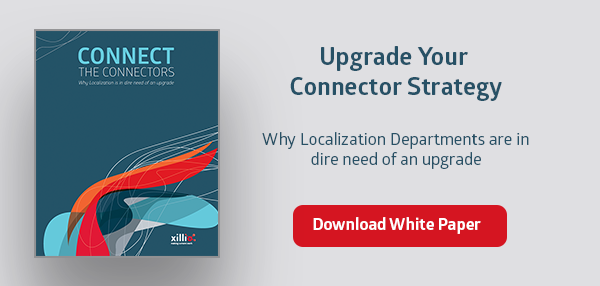 Why Localization Managers need to upgrade their connector and integration strategy