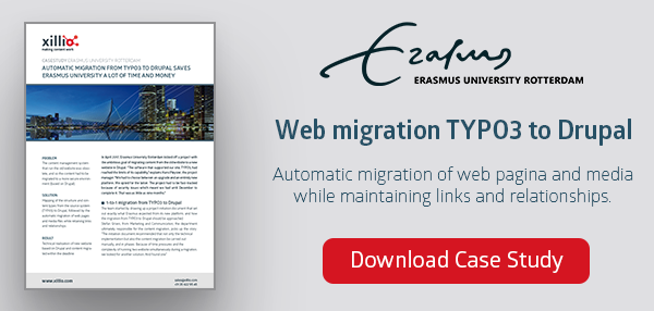 Automatic Website migration Typo3 to Drupal