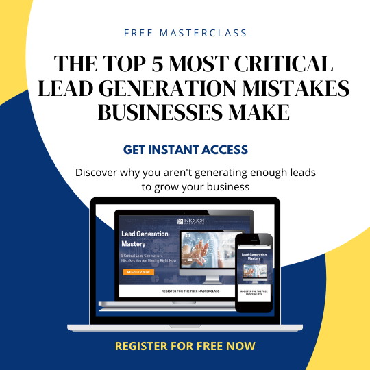 Top 5 Most Critical Lead Generation Mistakes Businesses Make