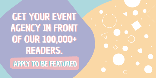 Submit your event agency now!