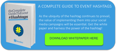 Complete Guide to Event Hashtags - Download White Paper