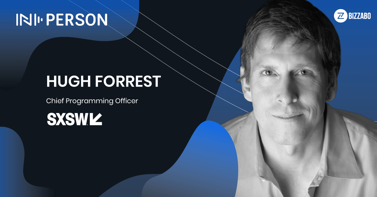 Listen to Hugh Forrest on the IN-PERSON Podcast!
