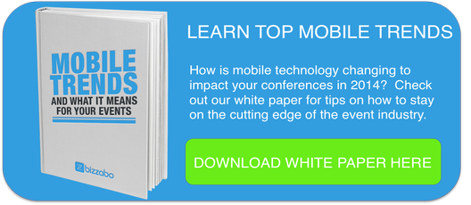 Mobile Trends for Conferences - Download White Paper