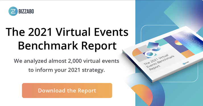 virtual event benchmark report