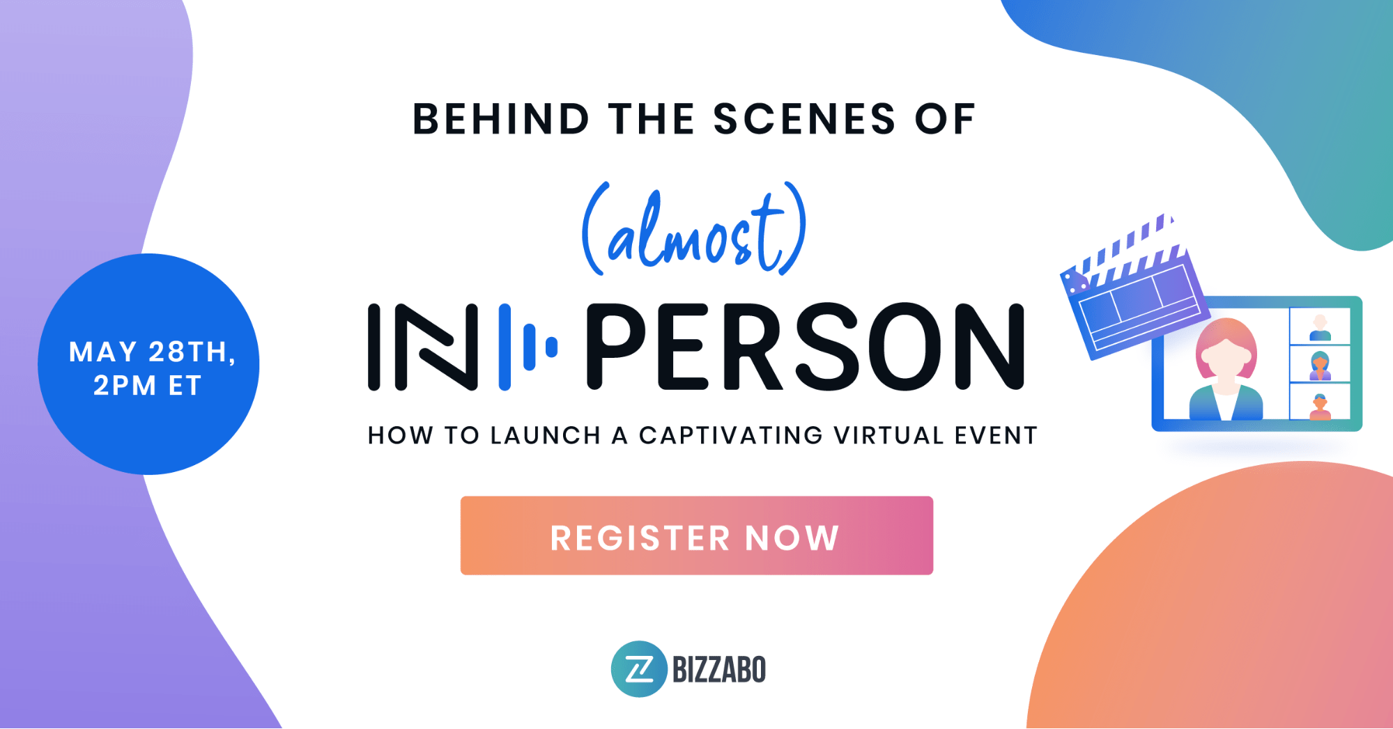 Register for the behind-the-scenes webinar!