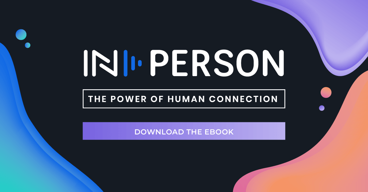 IN-PERSON eBook - Perspectives from Event Leaders