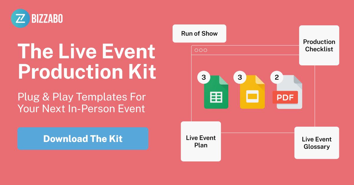 live event production kit