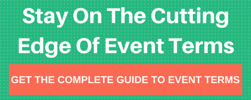 Event Industry Terms
